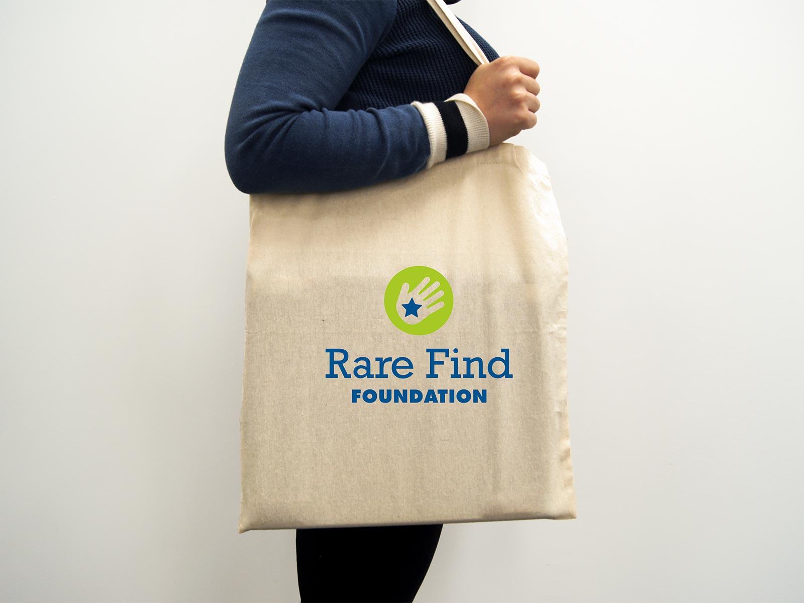 Rare Find Foundation tote bag