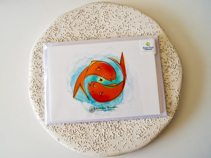 Rare Finds greeting cards pack